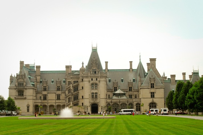 Biltmore Estate - North Carolina, USA
