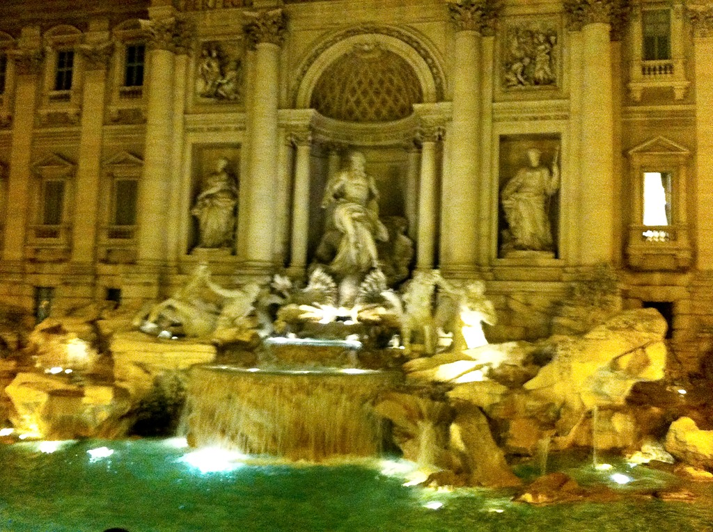 Rome – Elle Masri