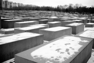 Holocaust Memorial - Berlin, Germany