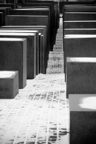 Holocaust Memorial - Berlin, Germany